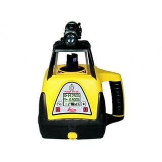 Leica Rugby 410 Dual Grade Laser Level